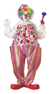 Harpo Hoop Clown Costume Adult Funny Comical Halloween Childs Party AA85