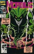 Morbius: The Living Vampire #5 [Comic] [Jan 01, 1993] Marvel - $6.82