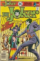 The Joker (DC Comic #9) October 1976 [Comic] Catwoman - $48.46