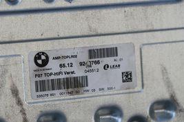 BMW AMP-TOPLR02 F07 TOP HIFI Audio Amplifier Amp 65.12-9240766 image 6