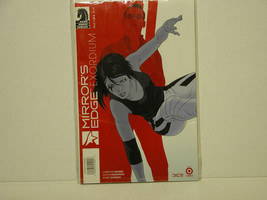 MIRRORS EDGE EXORDIUM #1 - TARGET EXCUSIVE - INCLUDES POSTER - FREE SHIP... - $11.30