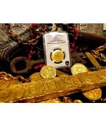 MEXICO 1701-13 8 ESCUDOS NGC 61 1715 FLEET PIRATE GOLD COINS SHIPWRECK T... - $9,950.00