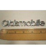 Original Vintage METAL Car Emblem OLDSMOBILE [Y64D1] - $11.52
