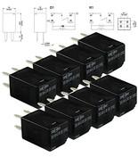 General Purpose Relays 303-1AH-C-R1-U01-12VDC SPNO 20A 12VDC 8 piece - $28.14