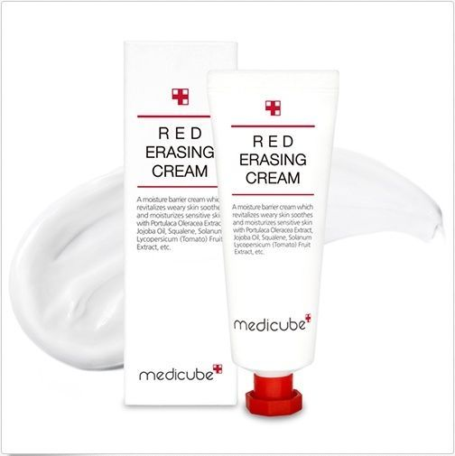 Medicube Red Erasing Cream 50g / Lightening freckles and discoloration / Skin To