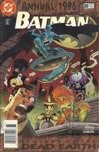(CB-5) 1996 DC Comic Book: Batman Annual #20 { Legends of the Dead Earth }  - $3.75