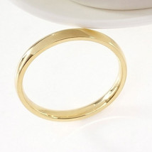 << SIMPLE GOLDEN RING  **SIZE 13.0**   >>  WE COMBINE SHIPPING   (11 - $4.70