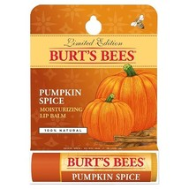 Burts Bees Pumpkin Spice Lip Balm - Limited Edition - $8.50