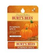 Burts Bees Pumpkin Spice Lip Balm - Limited Edition - $8.50