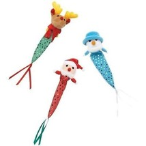 Zanies Catnip Christmas Teaser Cat Toys Kitten On Elastic String Pole 3 ... - $5.89