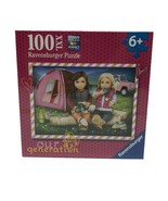"""Ravensburger 100 Piece XXL Puzzle Our Generation """"Camping"""" Age 6+ - $19.79"""