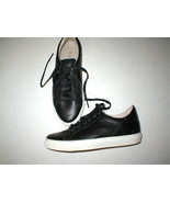 New Womens Shoes Fashion Casual Sneakers 10 Black Off White Skechers Lac... - $22.80