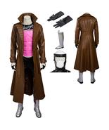 X-Men Remy Etienne Gambit Full Set Costume Halloween Party Cosplay - $347.60