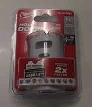 "Milwaukee 49-56-0063 1-1/4"" Hole Dozer Bi-Metal Hole Saw USA - $4.46"