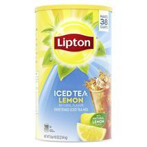Lipton Lemon Iced Tea with Sugar Mix (95.7 oz.) + Free Shipping - $7.10