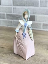 Nao by Lladro 02001251 SWEET SPRING Porcelain Figurine Perfect Condition - $123.75
