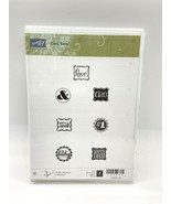 Stampin' Up! 129648 Stamp Set Ciao Baby 7 pieces. New. - $14.75