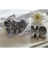 XO Best Wishes Cookie Cutter Set (Pack of 10 Sets) - $33.95