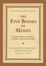 The Five Books of Moses: The Schocken Bible: Volume I / Deluxe Edition E... - $9.97