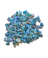 Mixed Turquoise Nuggets - pierced 1.5oz - $11.99