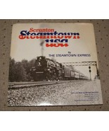 Steamtown USA Scranton PA Steam town Express 45 WPS trains locomotives r... - $29.99