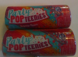 Two party popteenies  - $4.75