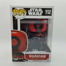 Funko Pop! Star Wars Guavian #112 Vinyl Bobblehead #3 - $14.24
