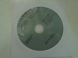 2013 FORD MUSTANG MODELS Workshop Service Shop Repair Information Manual... - $277.15