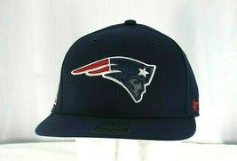 New England Patriots Blue Baseball Cap Adjustable - $26.39