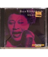 Sing Song Swing by Ella Fitzgerald Cd - $10.75