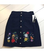 Disney Character Beauty and the Beast x E hyphen Indigo Skirt Free Size - $92.07