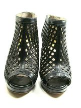 Michael Kors Womens Peep Toe Stilettos Platforms With Cutouts Size US 6 M image 6