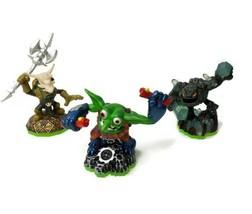 Skylanders Spyro's Adventure Triple Character Pack Prism Break, Boomer, ... - $18.80