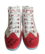 "ALLEN IVERSON SIGNED Q96 REEBOK SHOES INSCRIBED ""ANSWER"" PAIR JSA COA - £1,175.58 GBP"