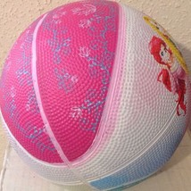 Franklin Sports DISNEY PRINCESS MINI SIZE Rubber Basketball New - Toddler Size image 2