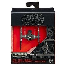 Star Wars Black Series Titianium - First Order TIE Fighter - $11.99