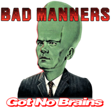 Creamy  bad manners got no brains  11.12.17 thumb200