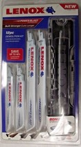 Lenox 1214412RKD 12 Piece Demolition Reciprocating Saw Blade Kit with Ca... - $19.31