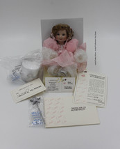 "Marie Osmond ""Baby Glinda"" 5"" Tiny Tot Wizard Of Oz Doll W/COA - $60.00"