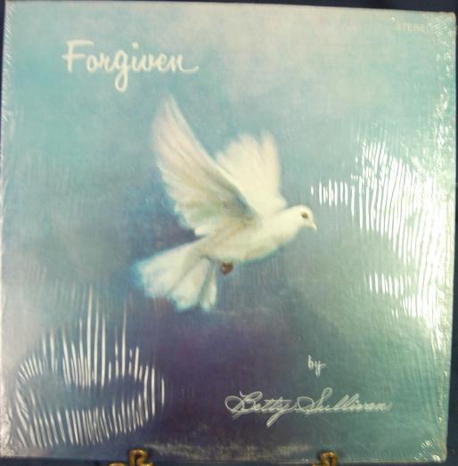 Betty Sullivan - Forgiven - International Custom Recordings 611 26