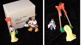 Disney Mickey Mouse & Snow White Christmas Ornaments - $28.99