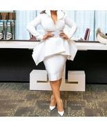 White women suits African fashion 2 Pieces Set Women plus size clothing ... - $56.49
