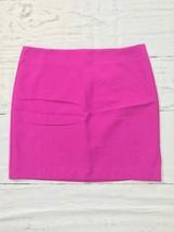Ann Taylor LOFT Pencil Skirt Pink Women Size 8 Petite Lined Zipper Strai... - $16.78