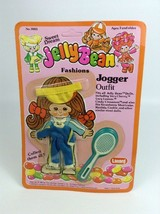 Vintage 1982 Lanard Jellybean Doll Fashions Jogger Outfit 7005 New Old S... - $13.32