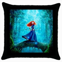 Throw pillow case cover brave - $19.50