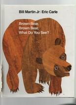 Brown Bear, Brown Bear, What Do You See? - Eric Carle, Bill Martin Jr. -... - $4.49