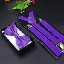 Adjustable Suspenders w/ Bow Tie - $25.00