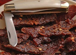 Climax BEST Premium Beef Red Hot 4 OZ. Beef Jerky - 10 Pack - $67.79