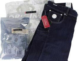NEW LEVI'S STRAUSS MEN'S REDWIRE DLX RELAXED FITJEANS PANTS DENIM 200520007 image 9