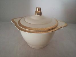Salem China Co Elegant  23K Gold Encrusted Trim... - $12.86